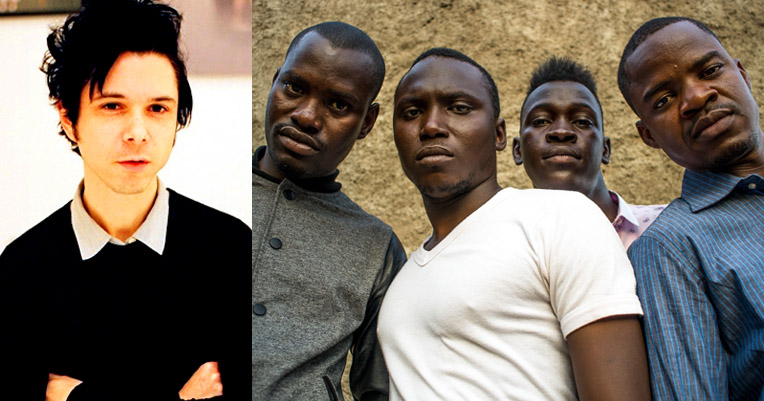 Yeah Yeah Yeahs' Nick Zinner with ass-kicking West African rockers Songhoy Blues—a DM premiere