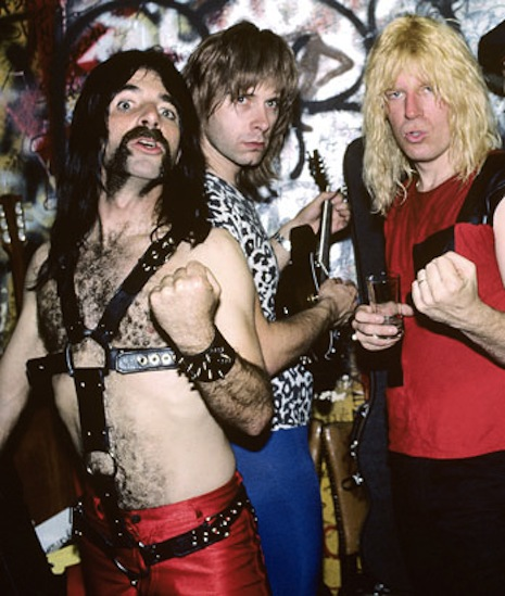 'Rock 'n' Roll Nightmare': The origin of Spinal Tap