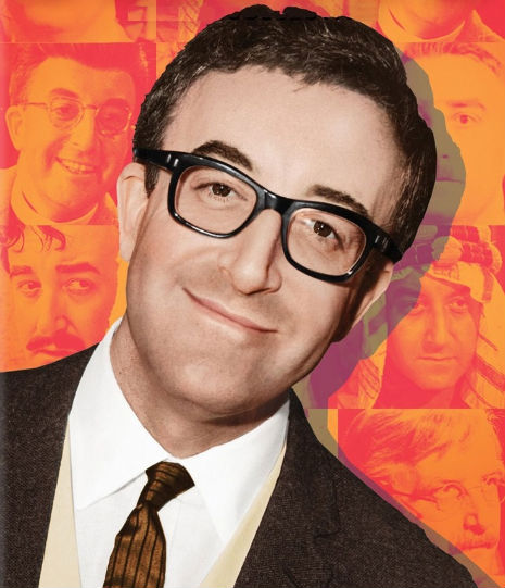 Lost Peter Sellers films found!
