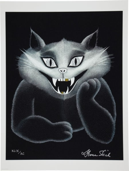 slick cheshire cat