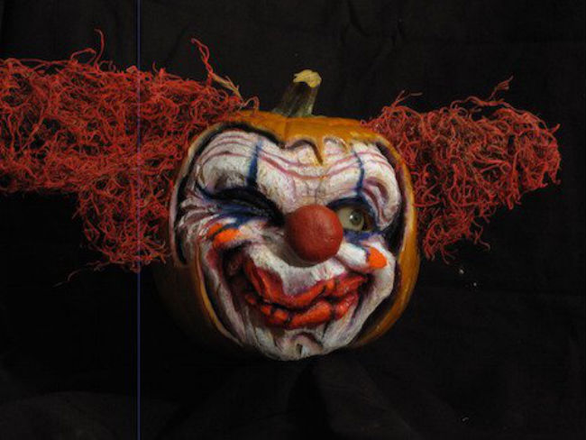 Smashing Pumpkins: Impeccably sculpted Halloween creatures