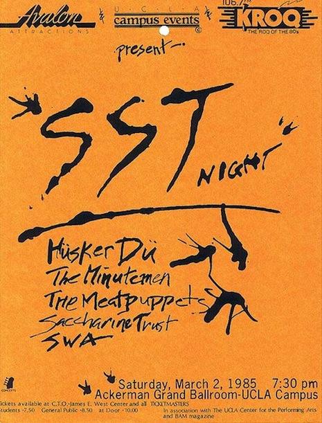 SST tour