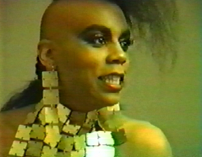 'Sex Freak': A young RuPaul performs on cable access TV. No band, no budget, all charisma