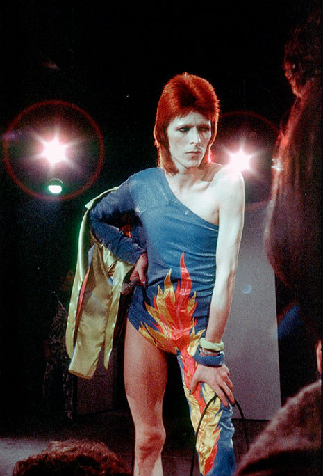 Ziggy Stardust's last stand: David Bowie's '1980 Floor Show' Midnight Special