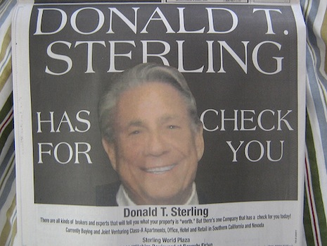 Donald T. Sterling