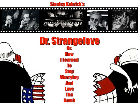 Stanley Kubrick wanted Terry Gilliam to direct a sequel to 'Dr. Strangelove'