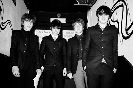 The Strypes: 15 years old and they know how to nasty