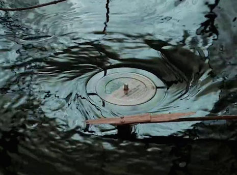 Submerged Turntables