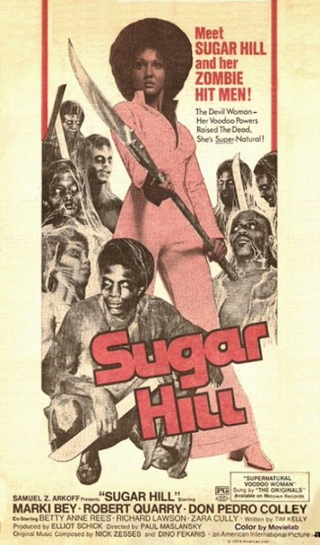Sugar Hill movie poster