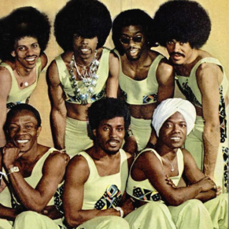 Frontman supreme: Leroy 'Sugarfoot' Bonner of The Ohio Players has died