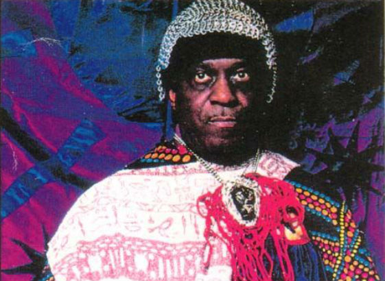 'The Black Man in the Cosmos': Sun Ra teaches at UC Berkeley, 1971