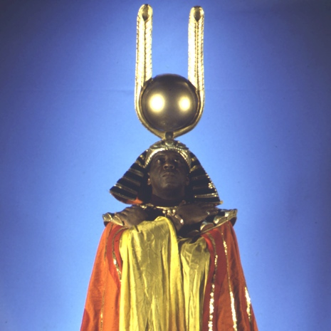 Outer Spaceways Inc: Killer footage of Sun Ra and His Arkestra from 1969