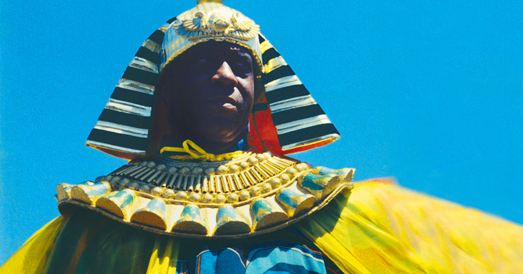 'In the Orbit of Ra': New Sun Ra collection curated by Arkestra saxophonist Marshall Allen