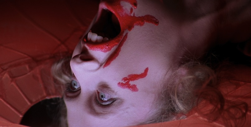 Dario Argento's horror classic 'Suspiria' and the most vicious murder scene ever filmed, 1977