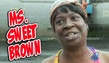'Oh Lord Jesus it's a Toothache!': Sweet Brown's commercial for Oklahoma dentists