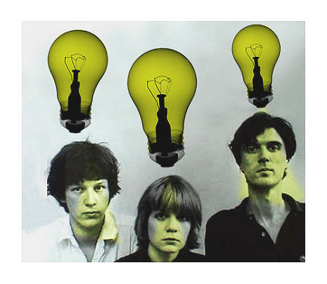 Talking Head David Byrne's lost 'Talking Heads' video project from 1975