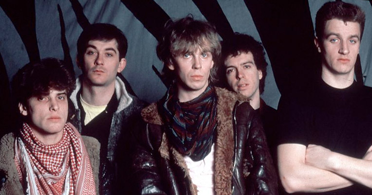 Christ versus Warhol: Julian Cope and The Teardrop Explodes on 'The Old Grey Whistle Test,' 1982