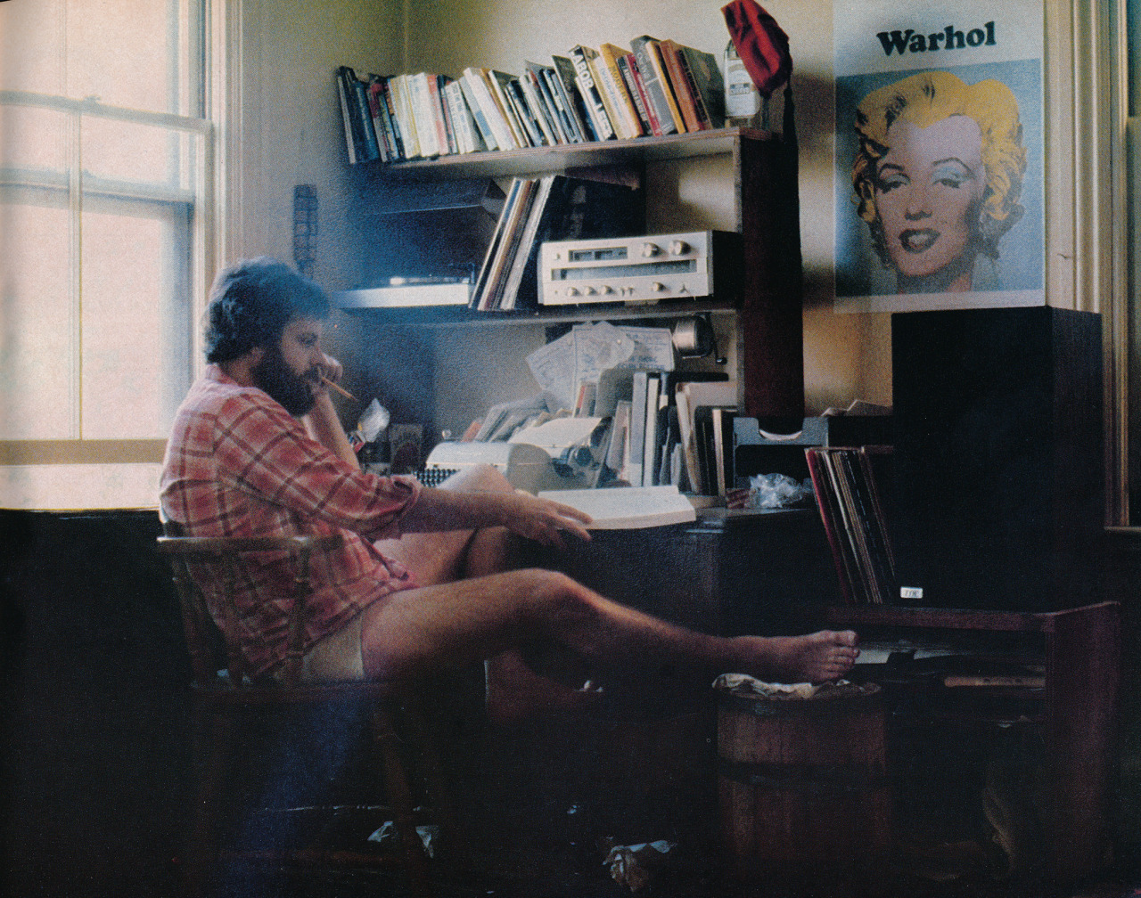 Toys for boys: Tech Hifi catalogs of vintage stereo equipment are bizarre fun