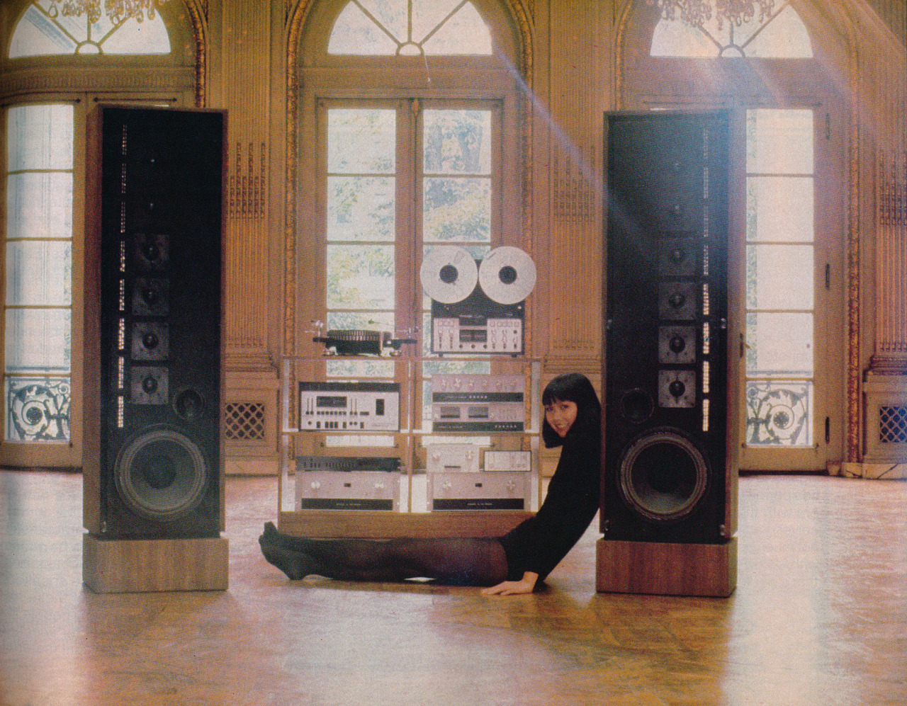 Toys for boys: Tech Hifi catalogs of vintage stereo