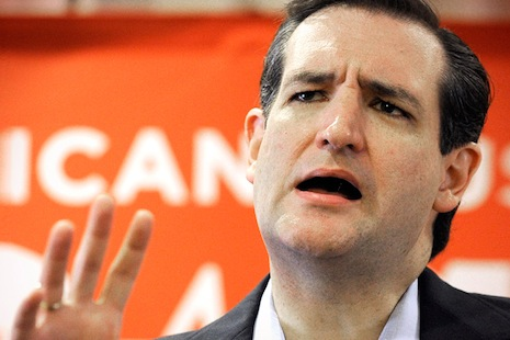 Tea Party darling Ted Cruz is a 'creepy,' elitist 'asshole' hated by those who know him best