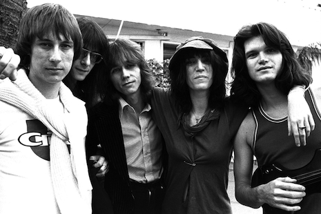 The Patti Smith Group, 1975