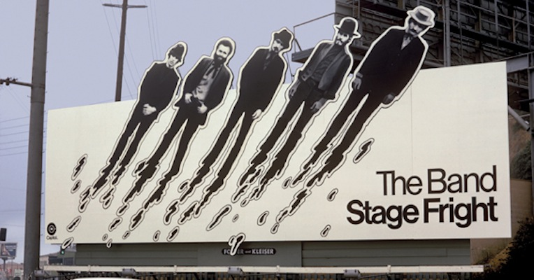 Incredible music billboards from the Sunset Strip