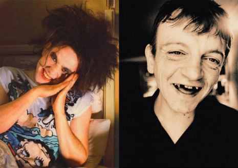 As far as Morrissey is concerned, what do Mark E. Smith and Robert Smith have in common?