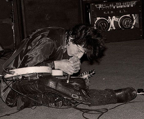 When punk still aced junk: Johnny Thunders and The Heartbreakers at Max's Kansas City 1979