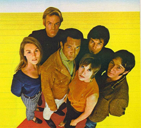 'The New People': Was this obscure 60s TV series the original 'Lost'?