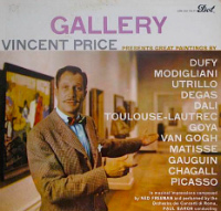 Vincent Price talks Art and Acting: A scintillating interview from 1974