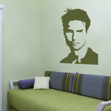 Tom Cruise wall art