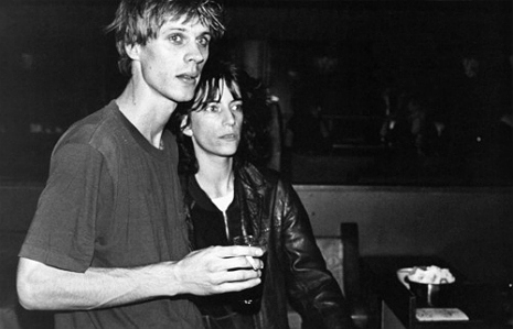 The Patti Smith Group with Tom Verlaine live in Spain, 1996