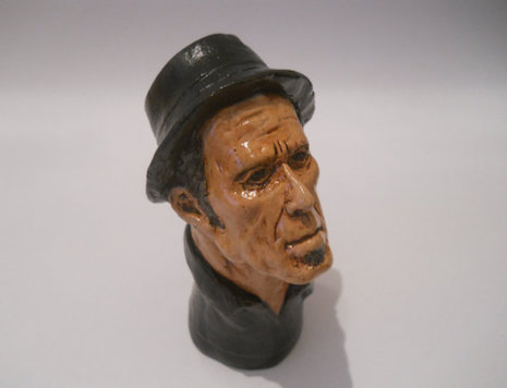 Tom Waits pipe