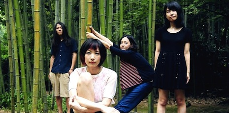 Meet Tricot, your favorite new all-girl Japanese math rock band
