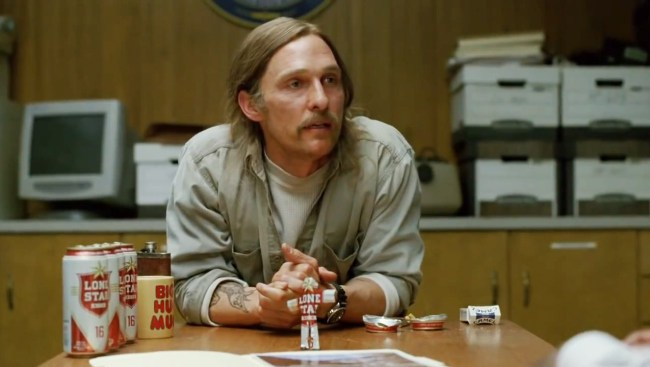 This stunning 'True Detective' fan site is worthy of the show