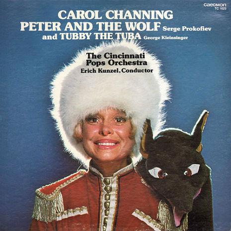 Bad acid trip: 'Carol Channing Is Better Than You'