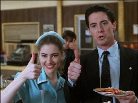 'Twin Peaks' Cherry Pie recipe