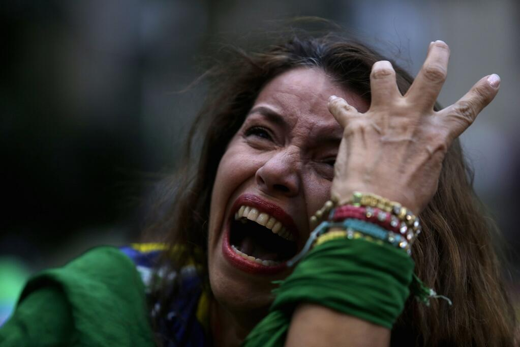 'Sad Brazilians': Website dedicated to Brazilians crying