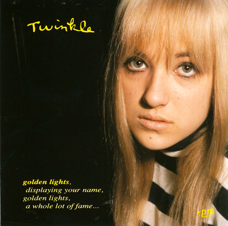 Twinkle: Nearly forgotten 60s teen pop star (+ rare Jimmy Page guitar work)