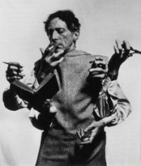Happy Birthday Jean Cocteau