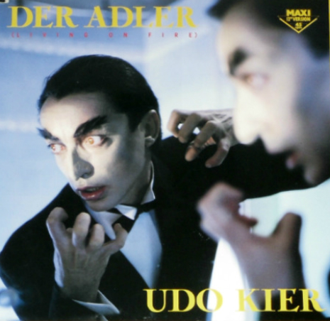 Der Adler single cover