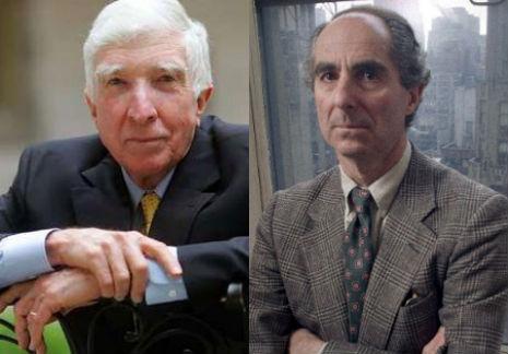 Philip Roth to John Updike: FTFY! Updike to Roth: LOL! STFU.