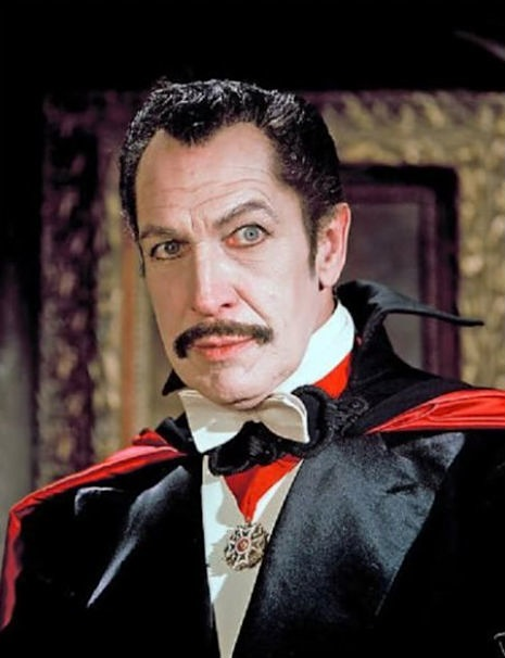 'Dracula—The Great Undead,' fun vampire doc with Vincent Price