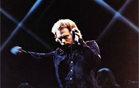The rock event of 1973, Van Morrison live at The Rainbow