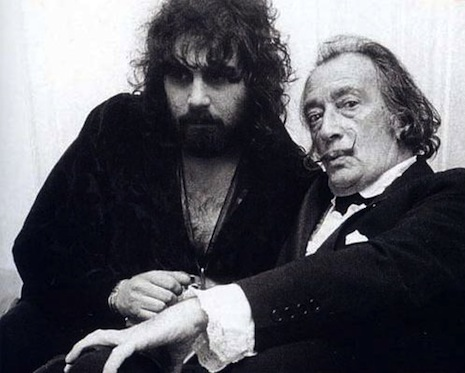 Vangelis and Dalí