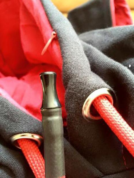 vapRwear hoodie tip