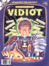 Vidiot magazine's bitingly satirical love advice to early 1980s nerds
