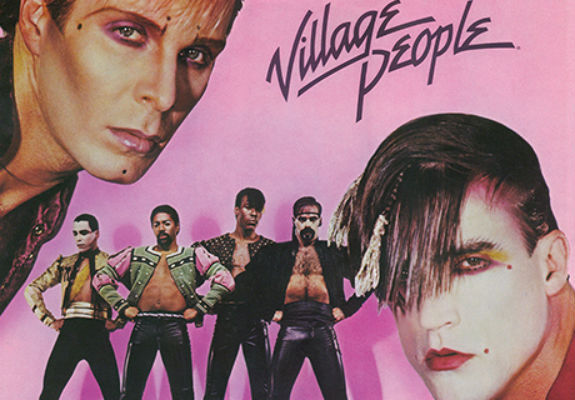 'Food Fight': The Village People's stupefying punk rock masterpiece!