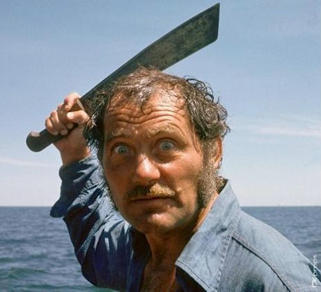 We all know Robert Shaw was a great actor, but did you know he was also a great writer?