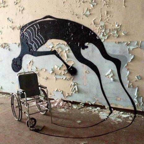 Pintadas, grafittis y otras mierdas del arte hurvano ese. Ward1dfsfsfdsf